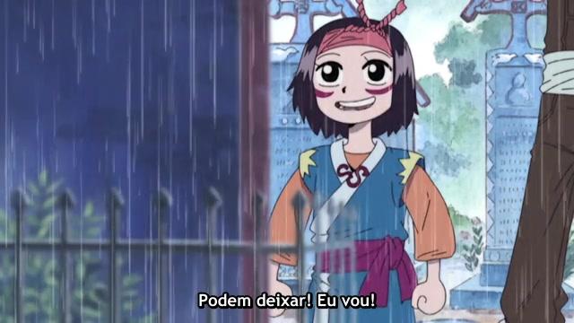 One Piece Episódio - 134Eu Vou Fazer Florescer!