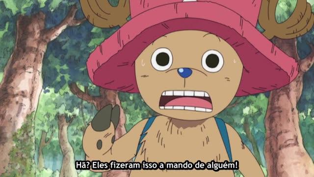 One Piece Episódio - 136Zenny Vive Na Ilha Da Cabra