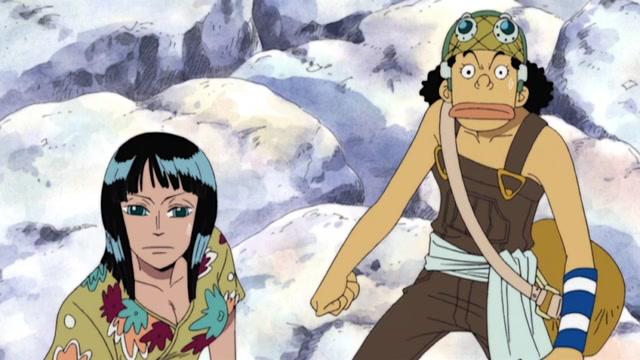 One Piece Episódio - 139A Lenda Da Neblina Arco-Íris!