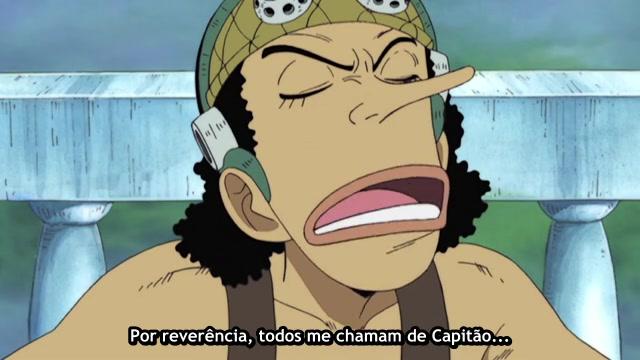 One Piece Episódio - 141Sentimentos Pela Terra Natal!
