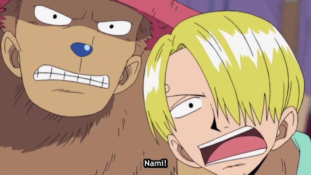 One Piece Episódio - 142Batalha Inevitável!