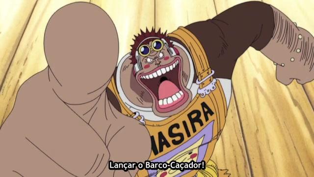 One Piece Episódio - 144O Log Atraído!