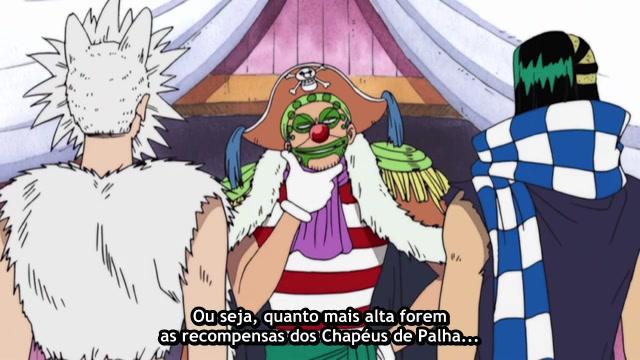 One Piece Episódio - 145Monstros Aparecem!