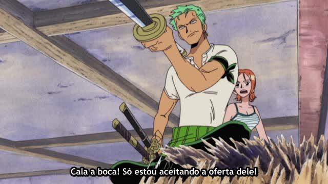 One Piece Episódio - 147O Pico Dos Piratas!