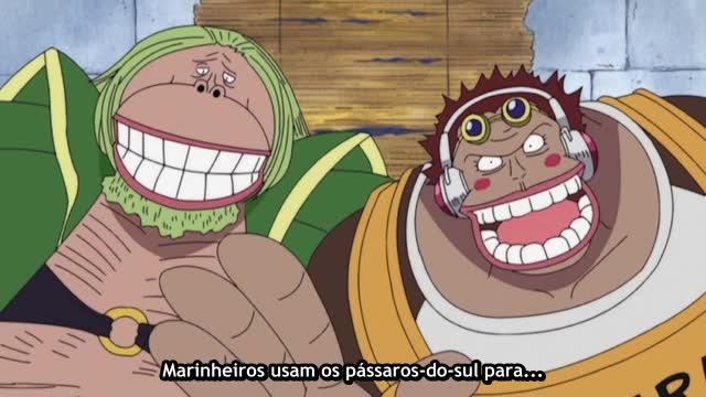 One Piece Episódio - 150Não é Possível Realizar O Sonho?