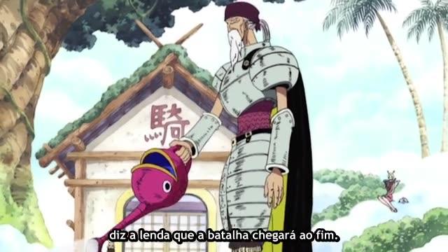 One Piece Episódio - 162Chopper Em Perigo!