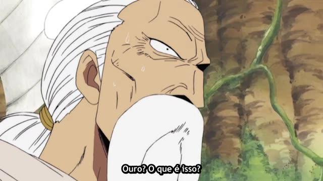 One Piece Episódio - 172A Provação Do Pântano!