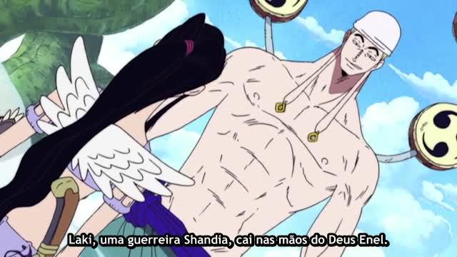 One Piece Episódio - 178Ataque Da Lâmina Jorrante!