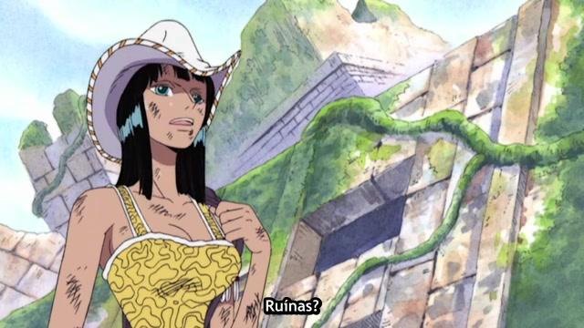 One Piece Episódio - 179O Desmoronamento Das Ruínas Superiores!