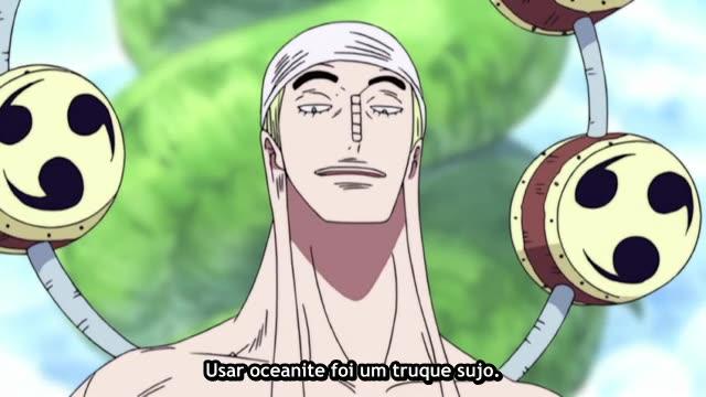 One Piece Episódio - 181Ambição A Fairy Vearth