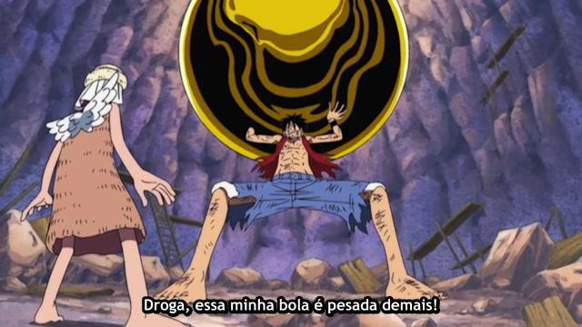 One Piece Episódio - 185Os Dois Acordaram!