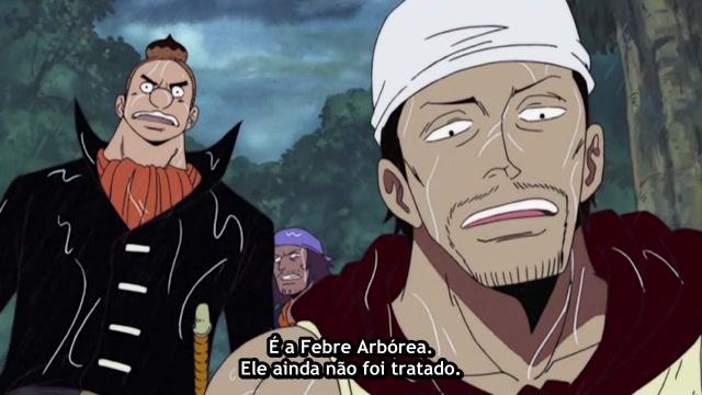 One Piece Episódio - 187Guiado Pelo Badalar do Sino! O Conto do Grande Guerreiro e O Explorador