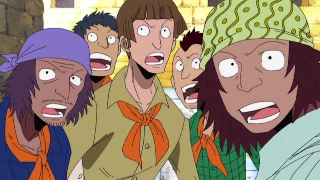 One Piece Episódio - 188Liberados Da Desgraça!
