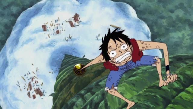 One Piece Episódio - 190A Destruição De Angel Island!