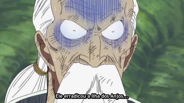 One Piece Episódio - 191Derrubem Giant Jack!