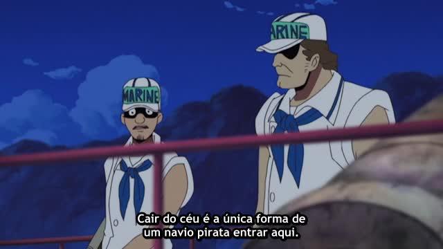 One Piece Episódio - 196Estado De Emergência Proclamado!