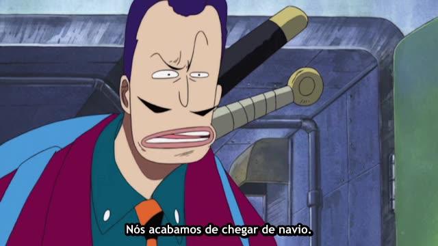 One Piece Episódio - 197Sanji O Cozinheiro!
