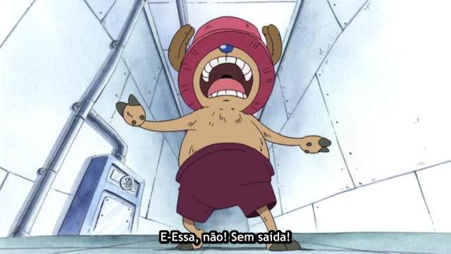 One Piece Episódio - 198Zoro é Capturado.