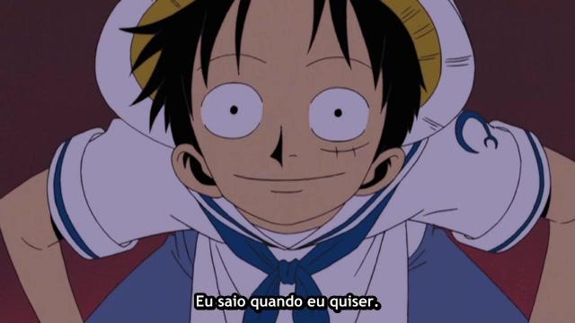 One Piece Episódio - 199A Busca Dos Marines Se Aproximando!