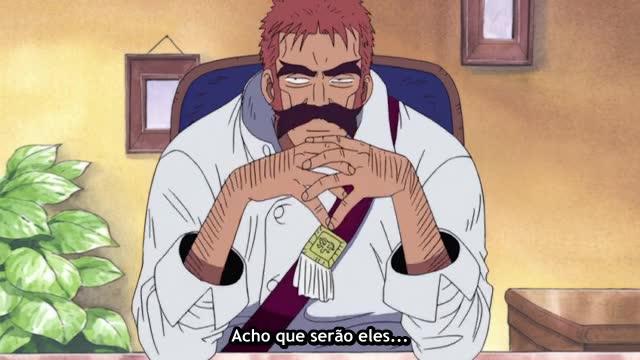 One Piece Episódio - 201A Batalha Na Ponte!
