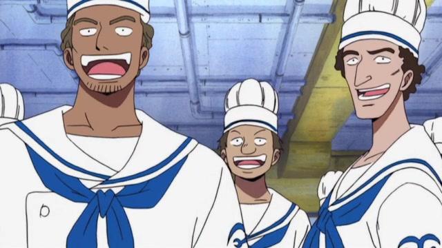 One Piece Episódio - 203O Navio Pirata Desaparece!