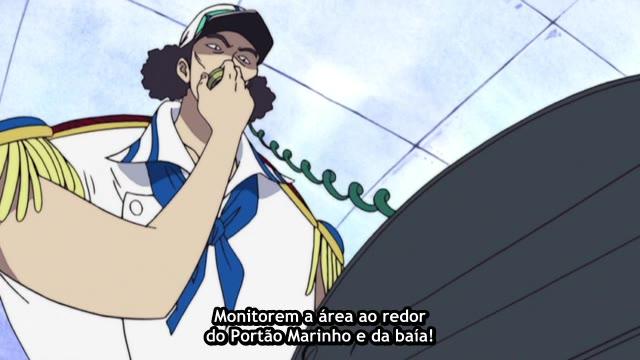 One Piece Episódio - 204A Operação Para Recuperar!