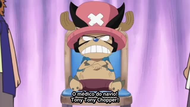 One Piece Episódio - 211Segunda Batalha!