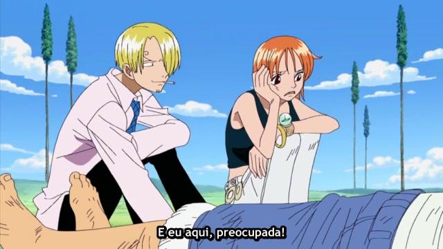 One Piece Episódio - 219Combate Emocionante E Heróico!