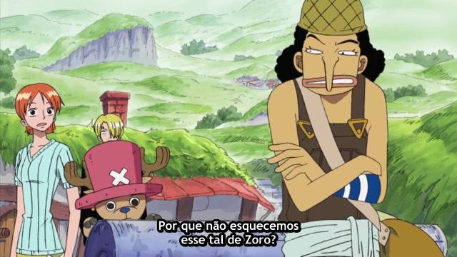 One Piece Episódio - 222Vamos Recuperar Nossas Memórias!