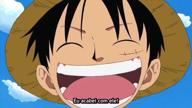 One Piece Episódio - 225O Homem De Incrível Orgulho!