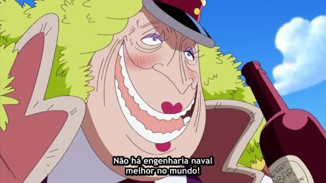 One Piece Episódio - 230Aventura Nas Cidade Das águas!