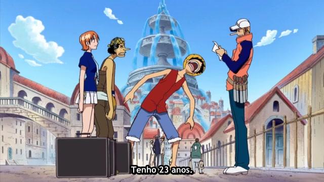 One Piece Episódio - 231A Gangue De Franky E Iceburg!