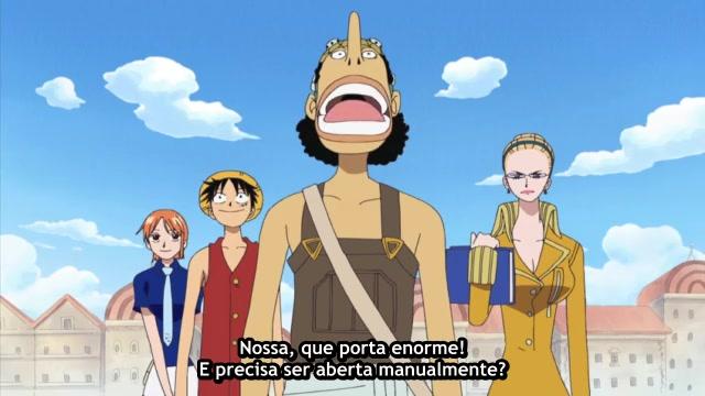One Piece Episódio - 232Companhia Galley-La!
