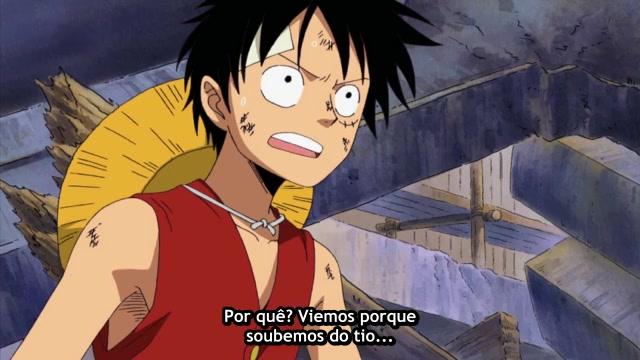 One Piece Episódio - 238Homem Borracha