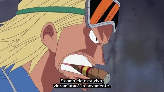 One Piece Episódio - 239O Criminosos São Os Piratas Do Chapéu De Palha?