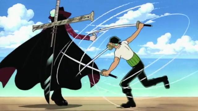 One Piece Episódio - 24Mihawk Olhos De Falcão! Zoro, O Espadachim, Cai No Mar