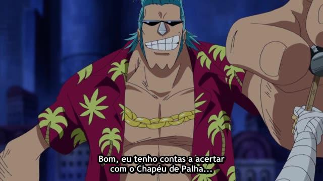 One Piece Episódio - 244O Laço Escondido!
