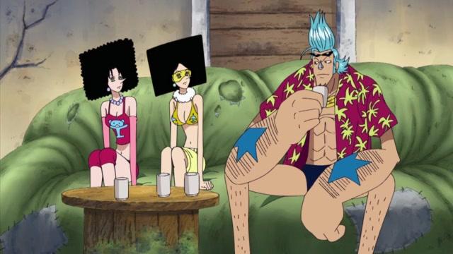 One Piece Episódio - 246Aniquilação Dos Chapéu De Palha?