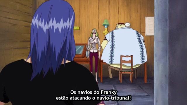 One Piece Episódio - 249Conspiração De Spandam!