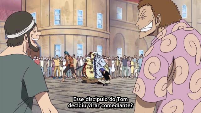 One Piece Episódio - 250O Fim Do Lendário Homem!