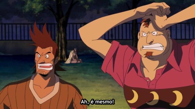 One Piece Episódio - 251O Apito Que Separa Os Companheiros!