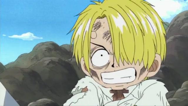 One Piece Episódio - 26O Sonho De Zeff E Sanji. O Mar Dos Sonhos