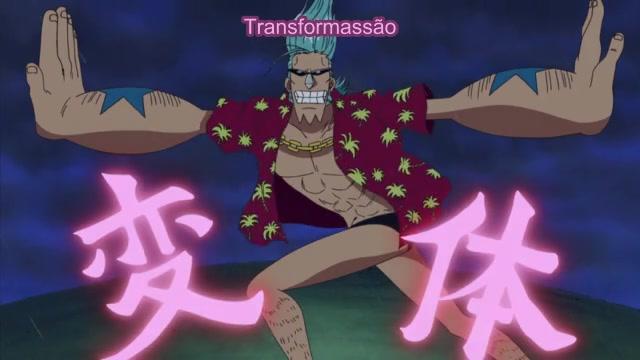 One Piece Episódio - 260Duelo No Telhado!