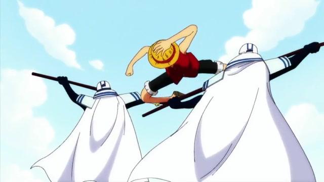 One Piece Episódio - 264Iniciar Plano De Invasão!