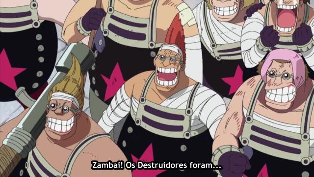 One Piece Episódio - 265Investida De Luffy!