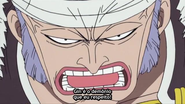 One Piece Episódio - 27O Diabólico Homem De Sangue Frio.