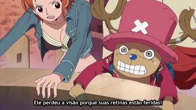 One Piece Episódio - 272Luffy à Vista!