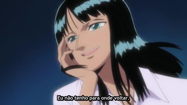 One Piece Episódio - 275O Passado De Robin!