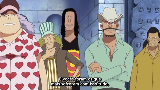 One Piece Episódio - 276A Mãe E A Filha Predestinadas!