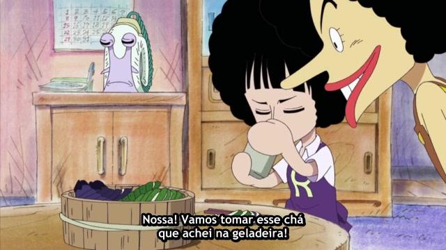 One Piece Episódio - 281Lágrimas Que Criaram Um Laço Entre Amigos!